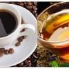 vaut-il mieux boire du thé ou du café?